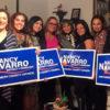 Circulo de Mujeres Latinas apoyando a la Concejal Nancy Navarro!